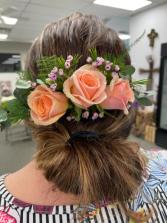 Wedding Flowers/Headbands