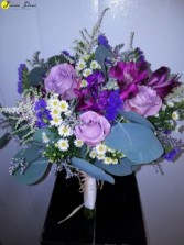Wedding-Garden Romance Bouquet
