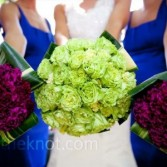 Wedding Hand Held Bouquets Fresh Flowers