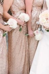 Wedding Hand Held Bouquets Fresh/ Silk flowers