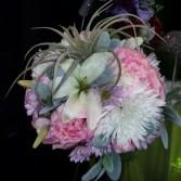 Wedding-Modern Bride Bouquet