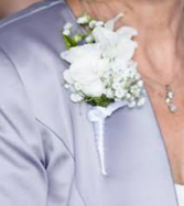 Wedding Pin On Corsage