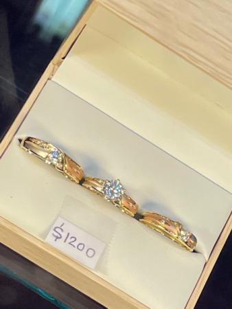 Wedding Rings Anillos de Matrimonio
