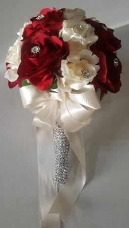 Wedding Silk Bouquet