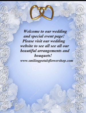 Wedding Site  in Beaufort, SC | Smiling Petals Flower Shop
