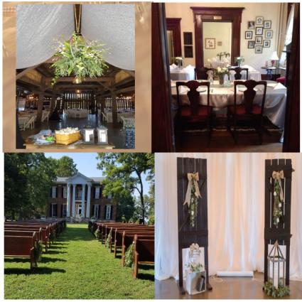 Wedding Site Decor Wedding