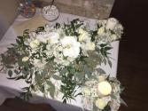 Wedding Table Arrangments