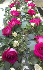 Wedding Table Garlands