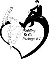 Wedding To Go Package 1 wedding