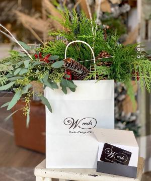 Weeds Gift Card  in Dixon, IL | WEEDS FLORALS, DESIGN & DECOR