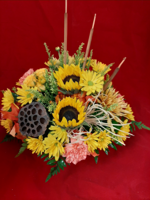 Weekly Special Fall Arrangement in Plain City, OH | PLAIN CITY FLORIST