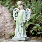 WEEPING ANGEL RESIN