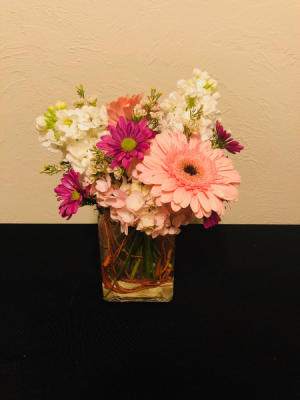 Welcome Baby Girl! Arrangement in Boise, ID   HEAVENESSENCE FLORAL & GIFTS