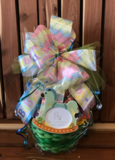 Welcome Baby Themed Gift Baskets