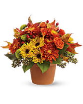 Welcome Fall Fall Arrangement