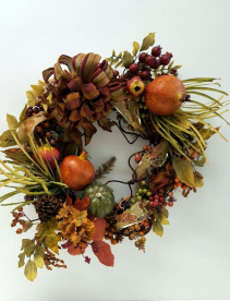 Welcome Fall! Wreath