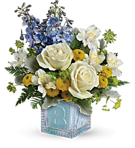 Welcome Little One - Boy - 081 Arrangement
