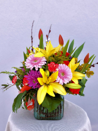 Welcome Spring Powell Florist Exclusive