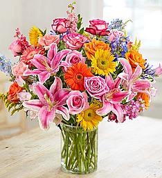 Welcome Spring! Vase Arrangement