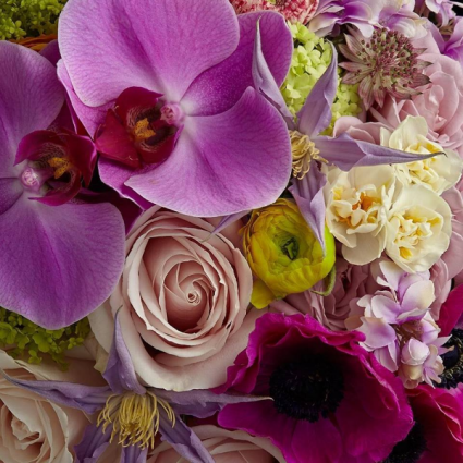 Welcoming Spring Flower Arrangement