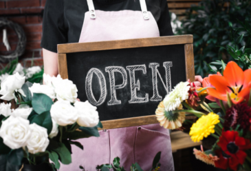 We're open & doing fresh flower deliveries