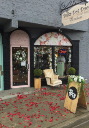Locally owned & operated for over 20 years!!~  in Osoyoos, BC | POLKA DOT DOOR
