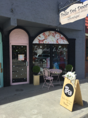 We're the ONLY Flowershop located in Osoyoos   in Osoyoos, BC | POLKA DOT DOOR