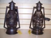 "Western ""Salt"" Lamp Western Lamp"