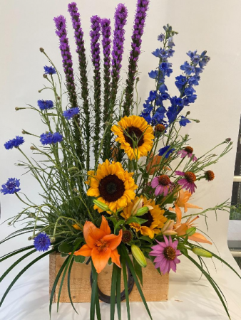 Western Wildflowers Custom, Premium, Luxury