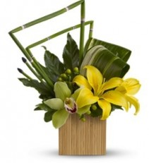 WF216 Asian Influence Bouquet