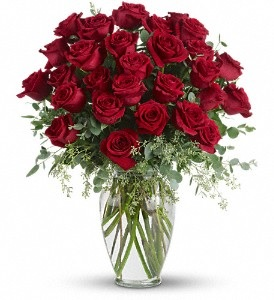 WF230 30 Long Stem Red Roses