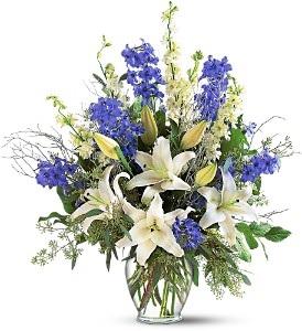 WF283 Dream Ocean Bouquet