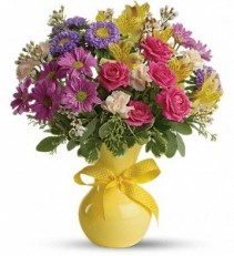 WF322 A Happy Day Bouquet
