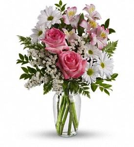 WF326 Fresh Pink Bouquet