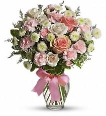 WF391 Sweet Pink Bouquet