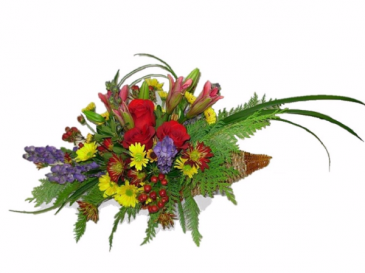 WF404 Thanksgiving Centerpiece