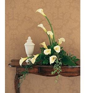 WFC145 Memorial Flowers in Westford, MA | WESTFORD FLORIST