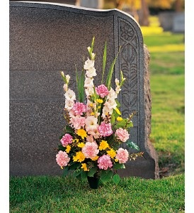 WFC146 Memorial Flowers