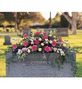 WFC147 Memorial Flowers