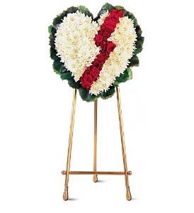 WFS105 Standing Broken Heart