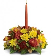 WFT111 Autumn Centerpiece