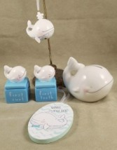 Whale Baby Gift Items