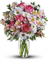 What a Treat Bouquet with Roses
