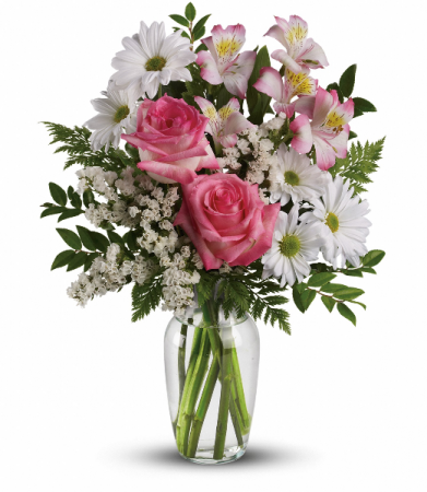 What a treat with roses all occasion