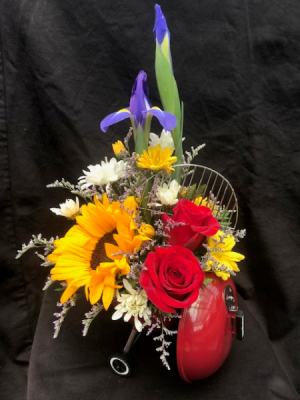 What's Grilling Pops? Fresh Arrangement in Coleman, WI | COLEMAN FLORAL & GREENHOUSES