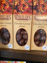 Wheeler's Chocolate Covered Pecans