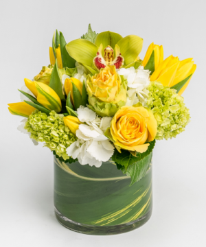 Mothers Day Orchid Vase   in Ozone Park, NY | Heavenly Florist
