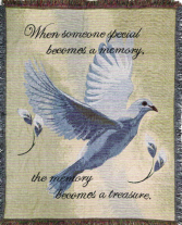 When Someone Becomes A Memory Dove