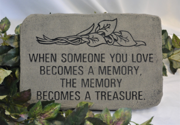 WHEN SOMEONE YOU LOVE - STONE SYMPATHY STONE