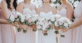 WHIMSICAL PACKAGE BRIDE AND BRIDESMAIDS